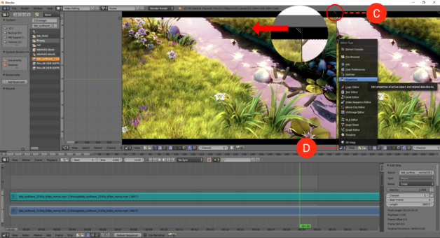 Tutorial How to produce video footage for smooth playback